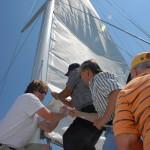 Hoist Sails
